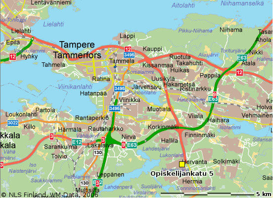 Does Anyone Have Any Pictures Of Tampere Pagina 2 Skyscrapercity